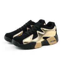 air platform - NEW Fashion Flats Mesh Air Men Casual Shoes Women Trainers Platform Flats Men Shoes Zapatillas Mujer