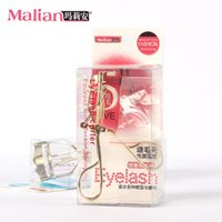 arc kit - Malian Perfect Arc Eyelash Curling Eyelash Curler Clip Beauty Tools Cute Beauty Eyelash Curler Kit Straight Tweezers