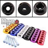Wholesale Dyno racing Rear Lower Control Arm LCA Dress Up Washers FIT FOR Integra Civic