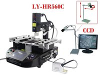 Wholesale LY Brand BGA Rework Station HR560C BGA Welding Machine Temperature Areas with CCD touch screen panel