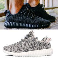 Cheap new Hot Sale Kanye West Yeezy Boost 350 Men's and Women's Basketball Shoes Fashion Running Sneakers Size Euro 36-44 Free Shipping #19