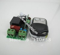 Wholesale AC220V CH RF controle remote mhz RF learning code transmitter and receiver mhz digital outlets and switches
