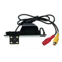 Wholesale New Hot NightVision CCD Chip Car Rear View Reverse CAMERA For OPEL Astra H Corsa D Meriva A Vectra C Zafira B FIAT Grande
