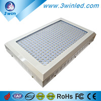 Wholesale 2 pieces High lumen W led grow light w red UV IR W chip plant grow led light spectrums
