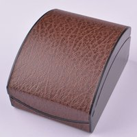 Wholesale Upscale Leopard Watch Box PU And Plastic Gift Box Velvet High grade Fashion Gift Box Size cm cm