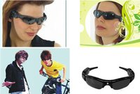 video sunglasses - Spy Sunglasses camera Eyewear Video DVR Camera Recorder hidden Mini DV