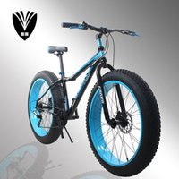 Wholesale 7 Speeds Inches Fat Bike Width Tire Aluminum Alloy Frame