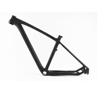 Wholesale ORGE Hot sell clear coating ER MTB carbon frame quot BB30 super light carbon mountain bike frame in T700 material