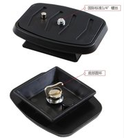 Cheap Wholesale-weifeng Tripod Head Quick Release Plate for WT 3730 3770 3750 3570 3550 3540 3530