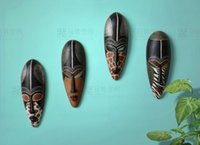 african wall murals - African Resin Decorative Wall Living Room Creative Home Club Bar Mural Hangings
