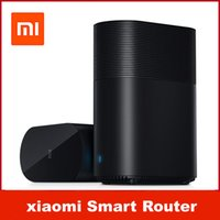 1200lm band download - 100 Original Xiaomi Mi Router Top Dual Band AC Gigabit ac Wifi Smart Router TB HDD for BT Download Storage