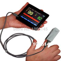 Wholesale PM60A arterial blood oxygen pulse rate and degreeof portable handheld pulse oximeter monitor software for adult
