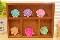 adhesive towel holder - Bestselling set Rose Self Adhesive Towel Home Door Wall Hanger Sticky Cute Holder Hook