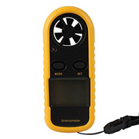 air velocity meters - New GM816 m s MPH LCD Digital Handheld Air Wind Speed Velocity Meter Measure Pocket Smart Anemometer Anemometro anemograph