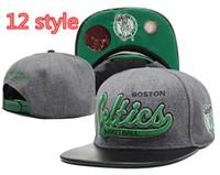 Wholesale Hip hop fitted cheap polo hats baseball cap baseball hat Winter woolen material leather baseball cap snapback hat Hip hop