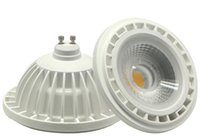 Wholesale 12Watt AC110v Volt AR111 GU10 base COB LED Light bulb lamp reflector warm white natural white cool white dimmable degrees beam angle
