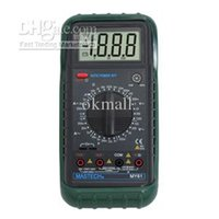 Wholesale LCD Display MASTECH MY61 DIGITAL MULTIMETER O003