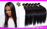 Cheap cheap hair extensions Best 3 part closure straight hair weaves
