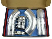 air injection pipe - New Arrival Neck Aluminum Piping Kit Cold Air Injection have stocked and ready to ship universal fitment