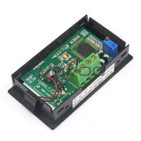 ac equipments - Four wires Ampere Panel Meter AC A Blue LCD Ammeter for substation industrial equipments and DIY ect