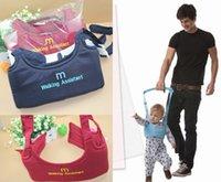 Wholesale Kids keeper Baby Safe Walking Learning Aid Assistant Toddler Vest Kid Harness Adjustable Strap Wings walking belt for infant