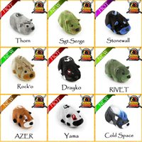 Wholesale 1pcs Zhu Pet Talking Sounding Hamster Cute Zhu Universe Walking Hamster Plush Toy High Quality
