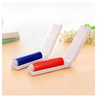 Wholesale clothing blanket shoe Lint Sticking Roller Adhesive dust Dedusting Roller repeated use