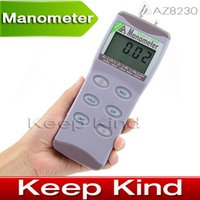 Wholesale AZ8230 psi digital manometer pressure gauge DIFFERENTIAL PRESSURE METER