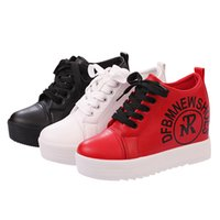 Cheap 2015 New Arrival Rubber Punk Charm Women Pu Eva Pu Lace-up Concrete Floor Totem Future Tekkies Lite Skateboarding Shoes
