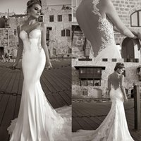 Cheap Trumpet/Mermaid Vintage Wedding Gowns Best Reference Images Sweetheart Mermaid Bridal Gowns