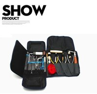 Wholesale 32 piece suit of piano tuning tool maintenance professional lawyers necessary super utility package