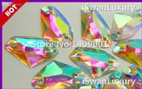 axe suppliers - Top Supplier Axe Resin AB Color x19mm Accessories Jewel Gem Stones Strass For Sewing Diamante Rhinestones Sew on Diy