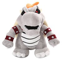 Wholesale super mario brothers devil dragon Koopalings plush doll stuffed toy Xmas Gifts