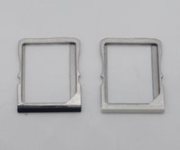 Wholesale Original New SIM Card Tray Replacement for HTC One M7 e White Black
