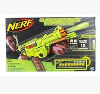 Wholesale Nerf guns for sale Nerf circular Frisbee softpoint soft toy heat flare launcher