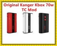 ar support - Original Kanger Kbox w TC Mod Kangertech TC Mod mAh Support Ni200 Ti Nichrome Wire Kanger W Mod VS ego twist AR Mod