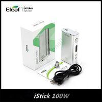 Wholesale Factory Price Eleaf iStick W Box Mod iSmoka iStick W VW Ecigarette Mods VS Sigeilei W Snowwolf W IPV4s Sigelei W tc mod