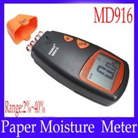 Wholesale Digital Paper moisture testers MD916 MOQ