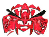 body kit - Press Mold Body Fairings For KAWASAKI NINJA ZX12R ZX R ZX R ABS Plastic Body Kits Motorcycle Parts
