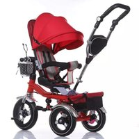 Wholesale 4in1 trike functional tricycle degree saddle tricycle