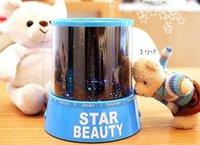 Wholesale 120pcs Amazing Flashing Colorful Galaxy Night Lamp Sky Star Master LED Sky Projector Sky Night Light props Kids toys cheap LY