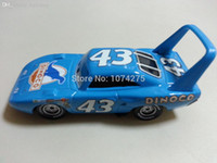 Wholesale Pixar Cars Diecast No Race Team The King Metal Toy Car Loose Brand New In Stock