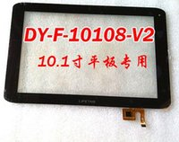Wholesale High quality inch Tablet PC Touch For Medion Lifetab E10316 MD Touch Screen DY F V2 digitizer replacement