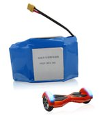 Wholesale 36V mah Two Wheels Electric battery Unicycle Scooter Self Balancing Monocycle Car Drift Board Scooter lithium battery