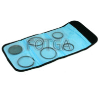 Wholesale TOTGA pockets holder case pouch wallet for filter mm mm pouch wallet