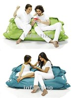 Wholesale Outdoor Waterproof Bean Bag Lounga Sac buggle up beanbags beanbag furniture Buckle beanbag bedroom furniture sitting chair adjustable strap