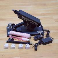dildo machine - Adjustable Speeds Sex Machine Love Climax Machine with Supe Big Dildo Thrusting Automatic Powerful Gun Sex Toys For Couples