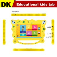 kids tablet - 2015 New inch Android Kids Tablets Educational apps Games HD Screen Allwinner A23 Dual core MB GB WiFi Tablet pc