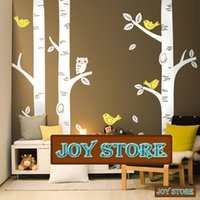 baby art projects - Birch Tree Wall Decal Project Nursery Featured Baby Nursery for home mural wallpaper CM