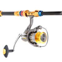 Explosion Hooks aluminium alloys series - High Quality Durable Aluminium Alloy Carp Fishing Wheel BB Series Spinning Fishing Reel Fishing Tackle Tools